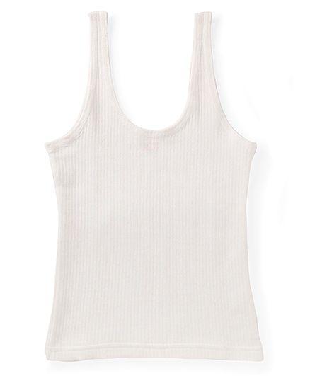Bodycare - White Thermal Vest