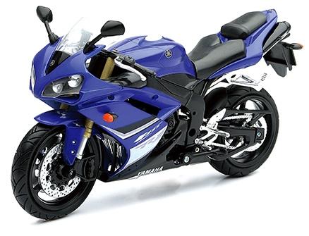 Newray - Blue Yamaha YZF R1