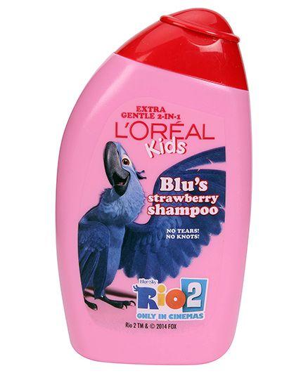 Loreal Kids Shampoo Strawberry 2 In 1 - 250 ml