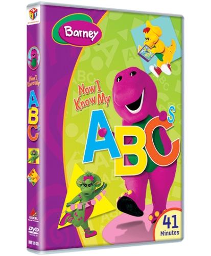 Hit Entertainment Barney Animal Abc At Khoobdealin