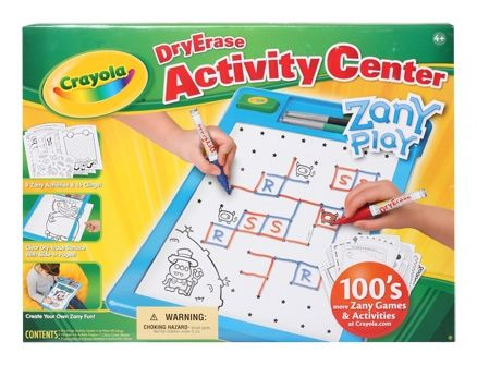 Crayola - Dry Erase Activity Center