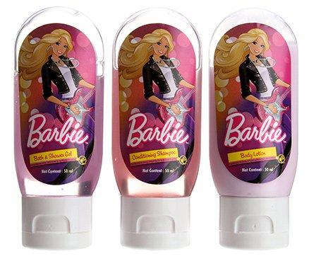 Barbie Skin And Hair Care Set Rock Star Handbag