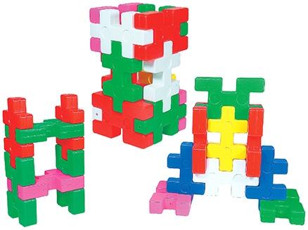 Girnar IQ Blocks - 27 Pieces