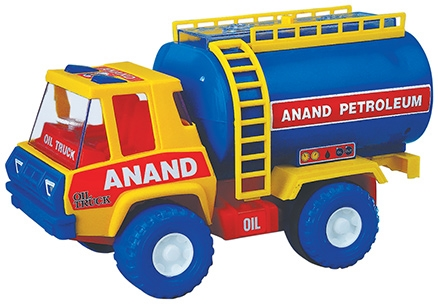 Anand Friction Oil Truck