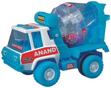 Anad Friction Cement Mixer