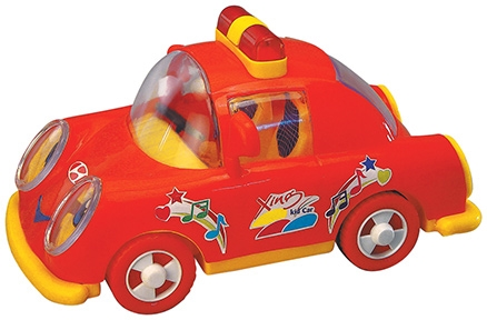 Anand Friction Xing Kid Car - Red