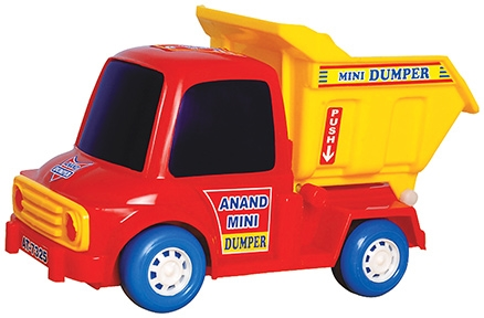 Anand Friction Mini Dumper - LW AT021