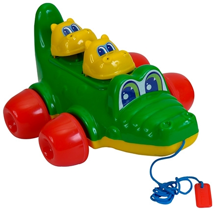 Anand Croco Toy - Green
