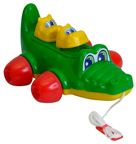 Anand Baby Croco Toy - LW AT027