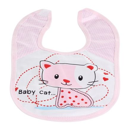 Baby Bibs - Baby Cat