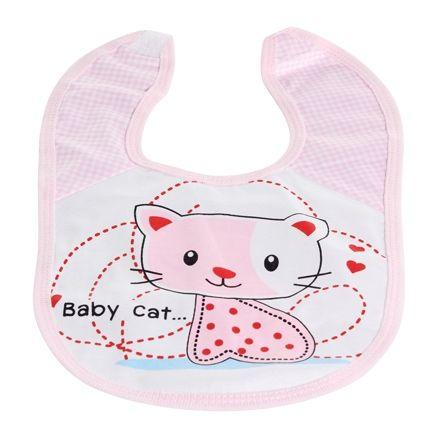 Baby Bibs - Baby Cat