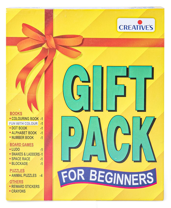 Creatives - Gift Pack For Beginners