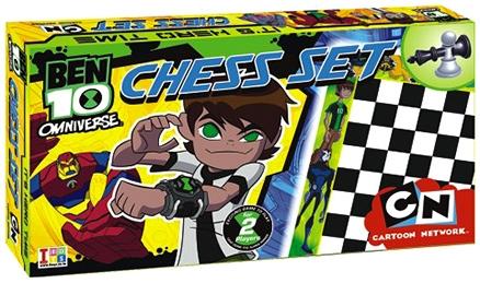 Ben 10 Omniverse - Chess Set