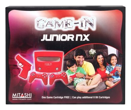 Mitashi - Game-In Junior NX Red