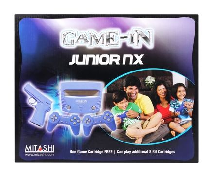 Mitashi - Game-In TV Game Junior NX
