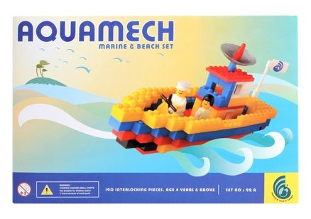 Aquamech Marine & Beach set