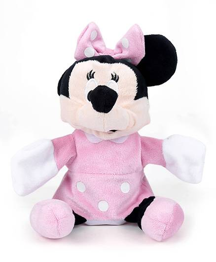 Disney Minnie Mouse Puppet - 10 Inches