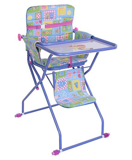 Mothertouch High Chair - Blue