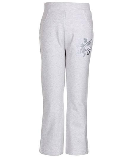 FS Mini Klub Grey Track pant - Dinosaur Print