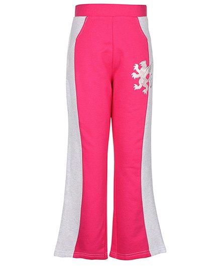 FS Mini Klub Pink Track Pant - Dinosaur Print