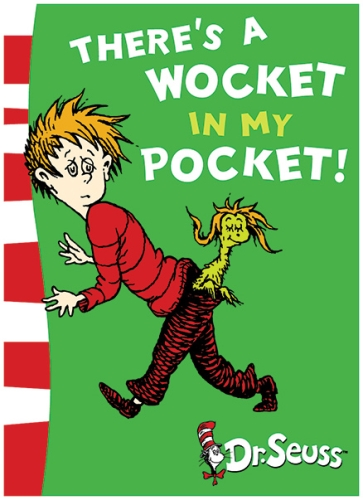 Harper Collins Theres A Wocket In My Pocket - Dr Seuss