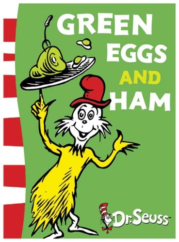 Harper Collins Green Eggs And Ham