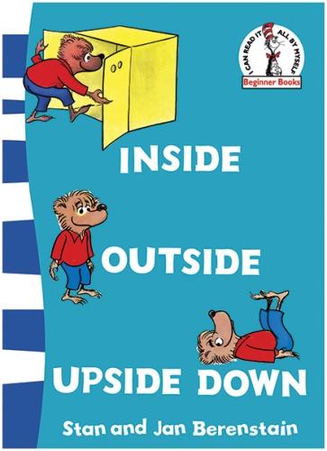 Harper Collins Inside Outside Upside Down - Stan And Jan Berenstain