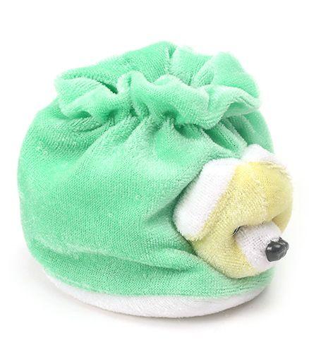 Morison Baby Dreams Baby Booties - Green