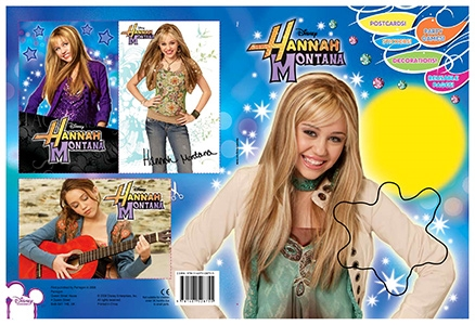 Disney Hannah Montana - Party Theme Book