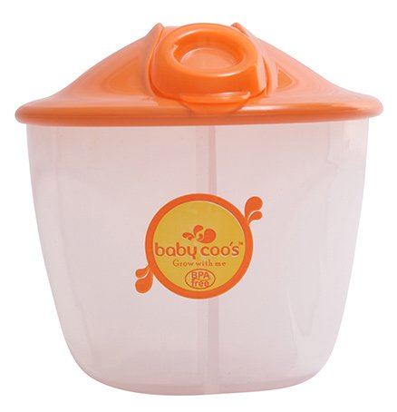 Baby Coo's Portion Pourer Orange - 200 gm