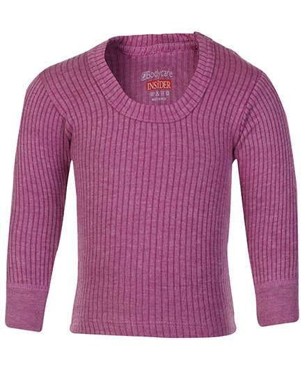 Bodycare Full Sleeves Thermal Top - Fuchsia