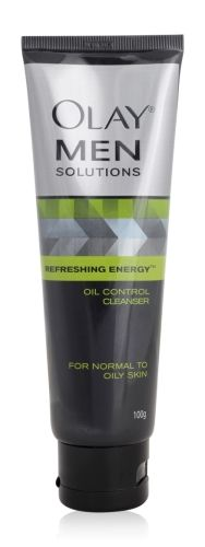 Olay Men Solutions Oil Control Cleanser