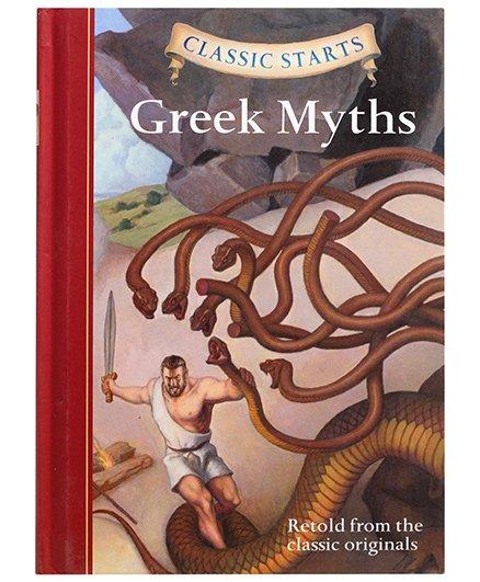 Sterling Greek Myths - English