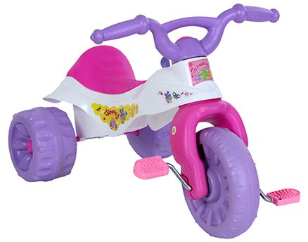 Toyzone Beauty Purple Tricycle - Upto 11 Kg
