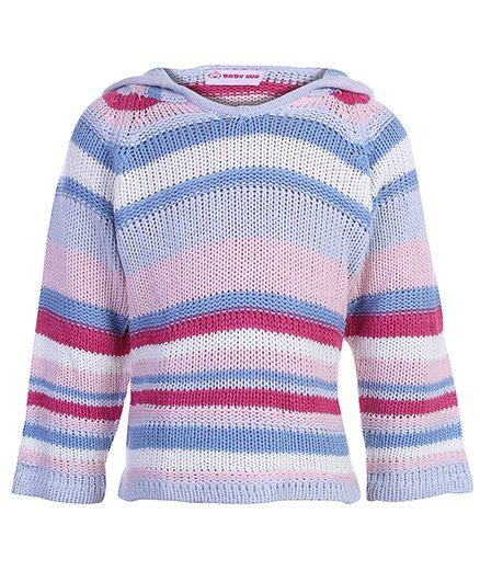 Sweater - Multi-Stripes