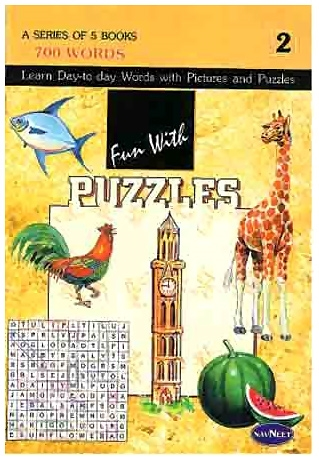 NavNeet Fun With Puzzles Part 2 - English