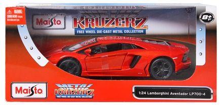 Maisto Metal Kruzerz Lamborghini Aventador LP700-4