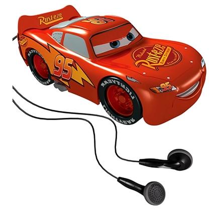 Disney Pixar Cars FM Autoscan Radio