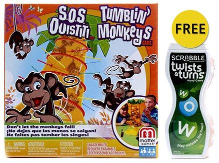 Tumblin Monkeys India Mattel Tumblin Monkeys 5