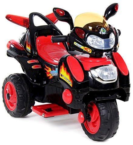 Fab N Funky Motorbike Red
