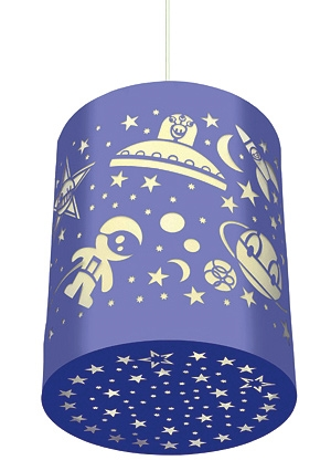 Djeco Chinese Lantern - In Space