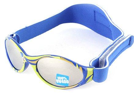 Doraemon Strap On Sunglasses - Blue