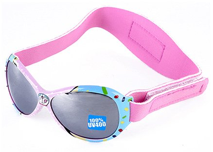 Doraemon Strap On Sunglasses - Pink