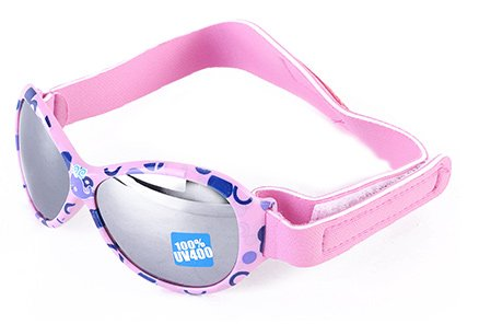 Fisher Price Ocean Wonders Strap On Sunglasses - Pink