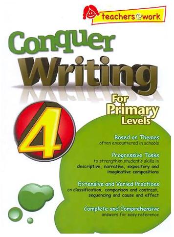 creative writing primary 1