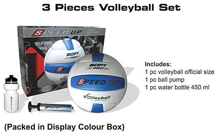 Speed Up 3 Piece Volleyball Set