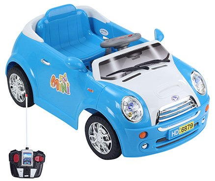 Fab N Funky Battery Operated Mini Simulation RC Ride On
