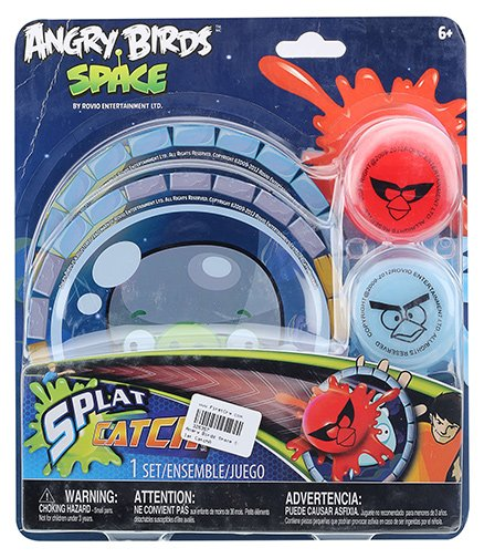 Angry Birds Space Splat Catch - 6 Years Plus