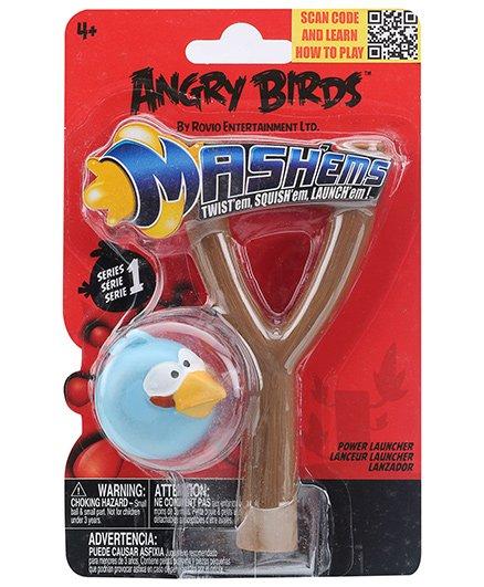 Angry Birds Blue Bird Mashems Power Launcher - 4 Years Plus