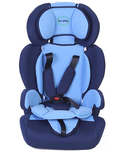 1st Step Car Seat - Blue